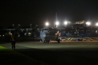Military Aids Typhoon Haiyan Recovery in the Philippines