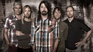 Foo Fighters press shot