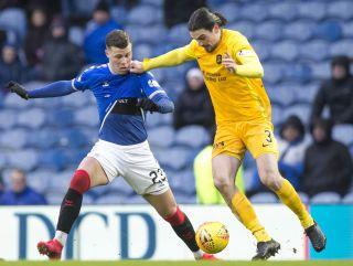 Rangers v Livingston – Ladbrokes Scottish Premiership – Ibrox Stadium