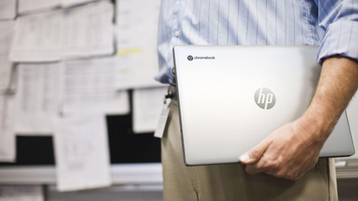 New HP Pro c645 Chromebook Enterprise brings AMD Ryzen to Chrome OS