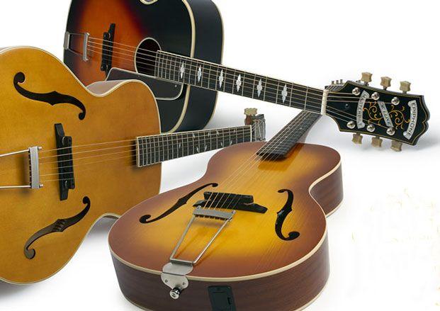 review epiphone masterbilt century collection guitars guitarworld. Black Bedroom Furniture Sets. Home Design Ideas