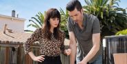 Zooey Deschanel And Property Brother Boyfriend Jonathan Scott Celebrate Their Anniversary With Sweet Messages