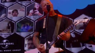 Metallica livestream