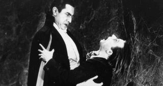 Count Dracula and Renfield in 1931's 'Dracula'