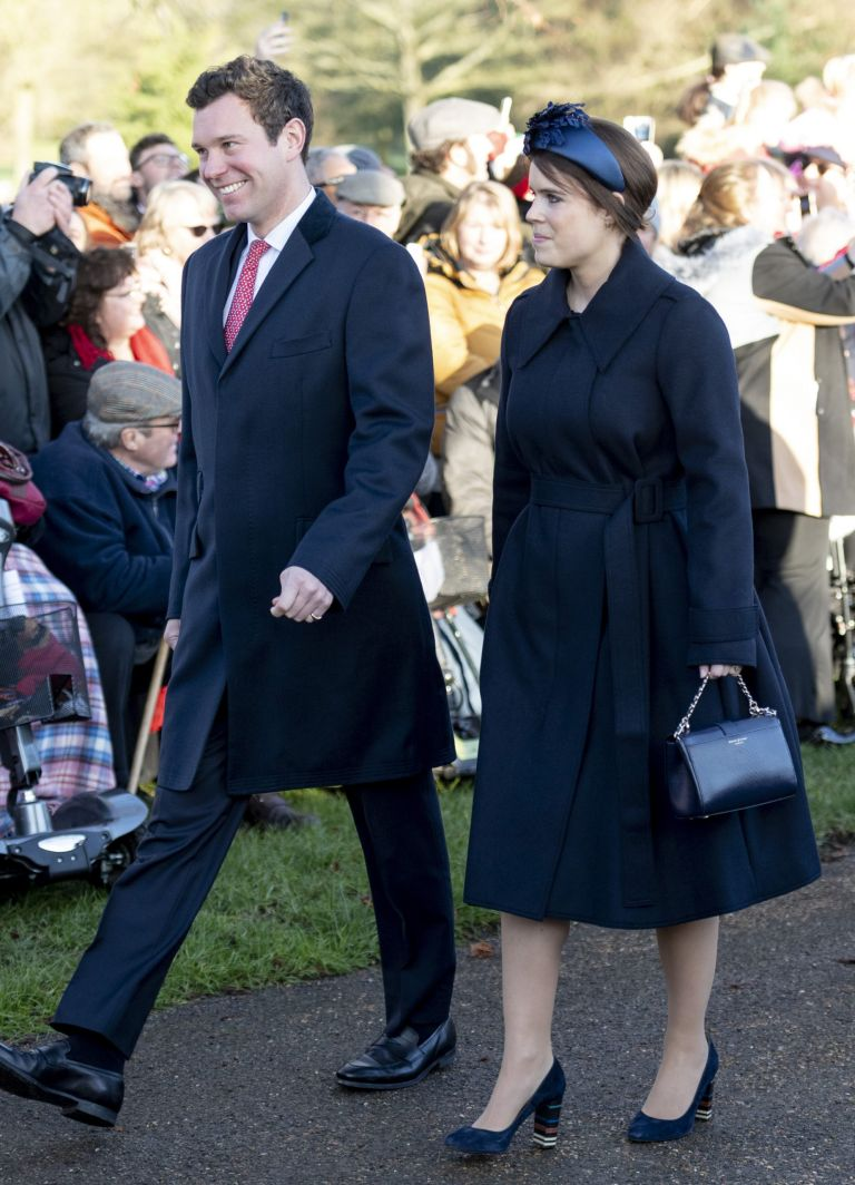 Princess Eugenie Christmas Day