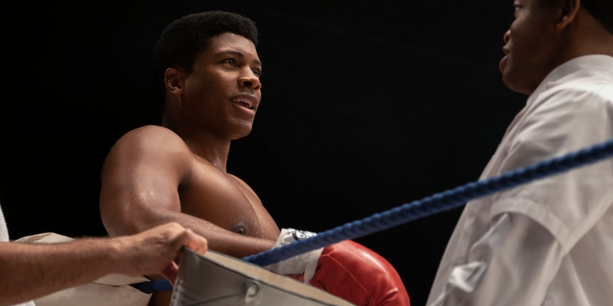 How Eli Goree Made The Self-Centered Cassius Clay Likable In One Night In Miami