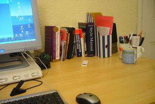 Writing a book as a blog