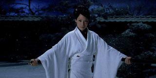 Lucy Liu as O Ren Ishii in Kill Bill Vol. 1