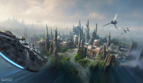 The Insane Number Of Guests Disneyland Could See On Opening Day Of Star Wars: Galaxy's Edge