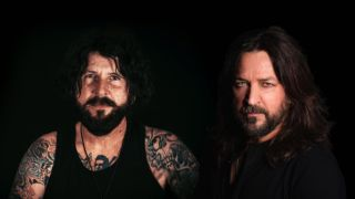 Tracii Guns and Michael Sweet have teamed up in Sunbomb