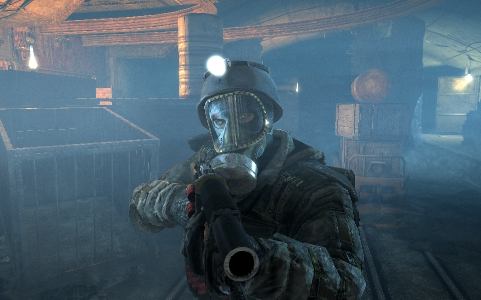 Metro 2033 is free on Steam for 24 hours (Update: time's up