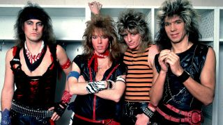 Dokken in 1985
