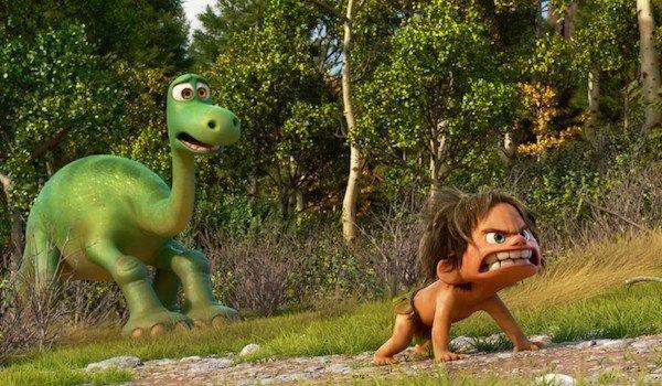 New The Good Dinosaur Trailer Finally Shows Us Pixar's Human Co-Star