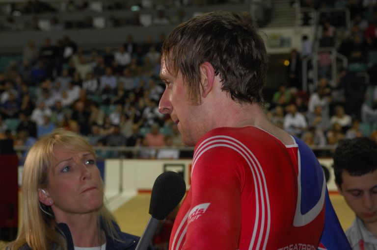 BBC interview Bradley Wiggins