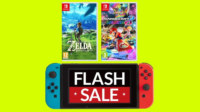 Cyber Monday Nintendo Switch deal
