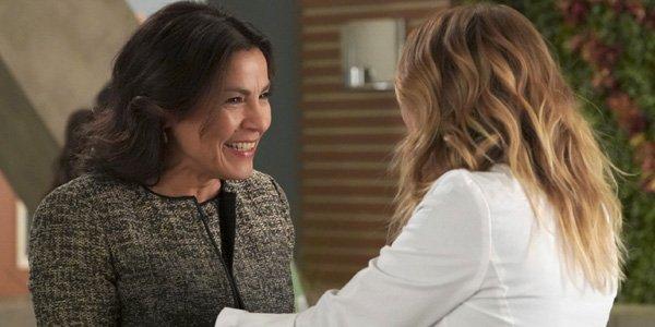 Grey's Anatomy Marie Cerone played by Rachel Ticotin ABC