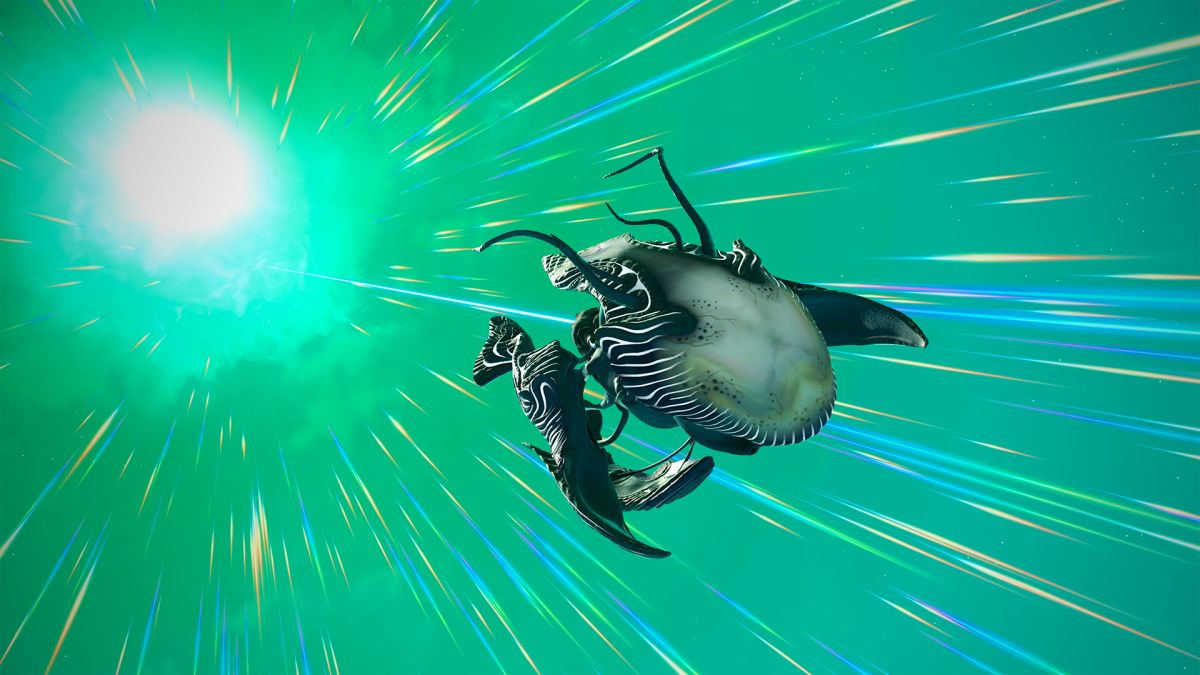No Man's Sky Living Ships update adds bio-organic spacecraft you can grow from an intergalactic egg - GamesRadar