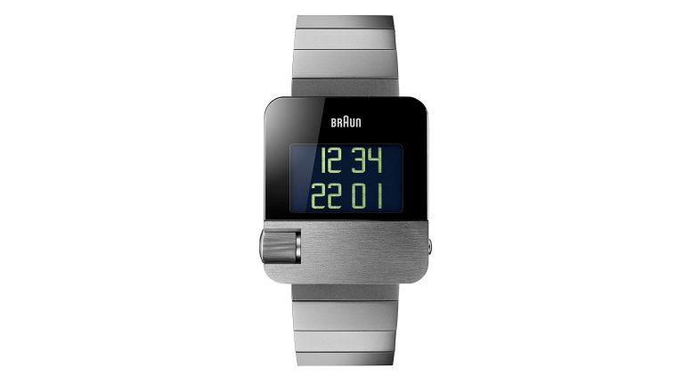 Best digital watch - Braun