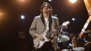 John Mayer (pictured) performing at THE 63rd ANNUAL GRAMMY® AWARDS, broadcast live from the STAPLES Center in Los Angeles, Sunday, March 14, 2021.