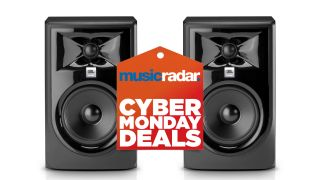 JBL 305P studio monitors have dropped below $100 for Cyber Monday
