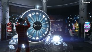 GTA Online Lucky Wheel glitch – how to win the Casino Podium Car or