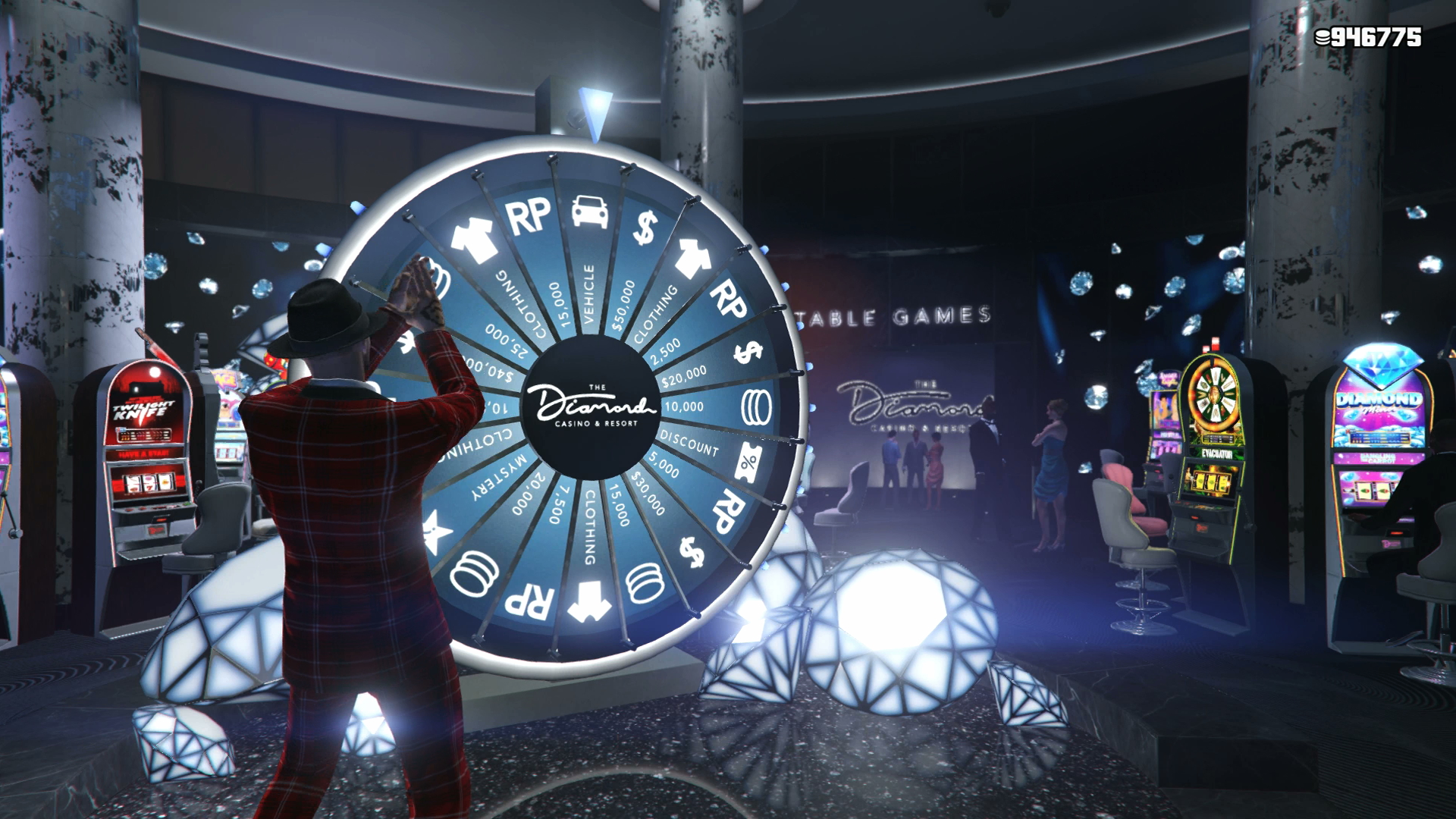 GTA Online Lucky Wheel glitch – how to win the Casino Podium