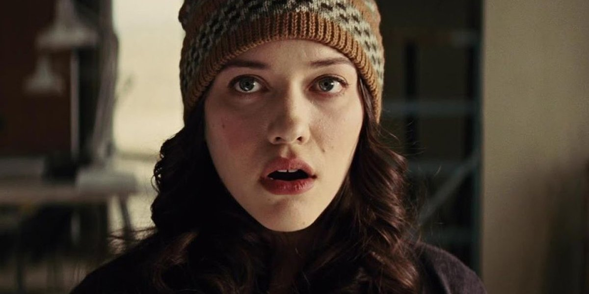 Kat Dennings as Darcy Lewis in Thor