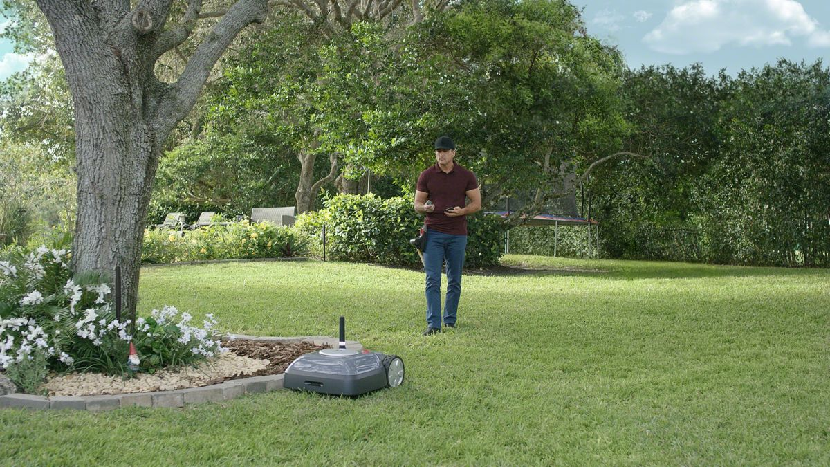 iRobot's Terra Robot Mower is the official 'Roomba for lawns
