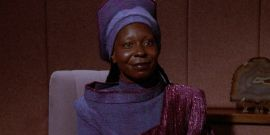 Star Trek: Picard Showrunner's Simple Response To Question About Whoopi Goldberg's Guinan Says It All