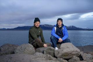 Against The Ice on Netflix with Joe Cole andNikolaj Coster-Waldau.