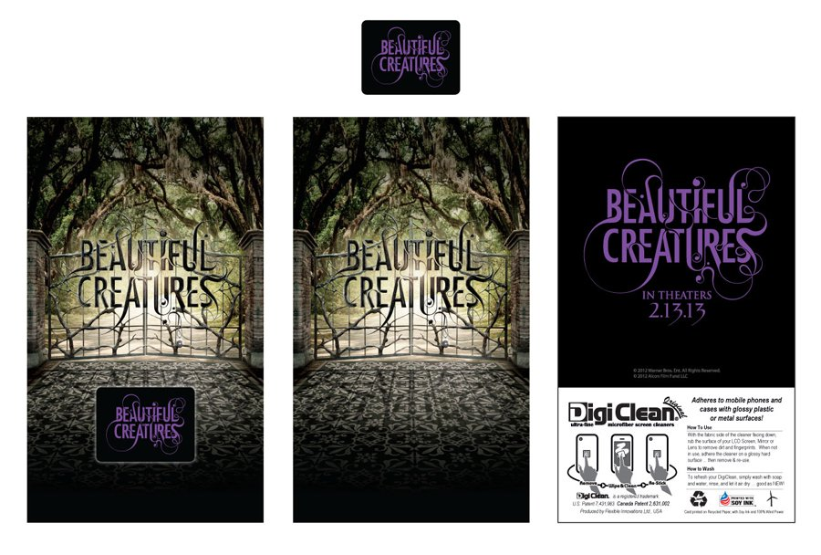 Beautiful Creatures Giveaway: Win Makeup, T-Shirts, The Soundtrack And Much More #6860