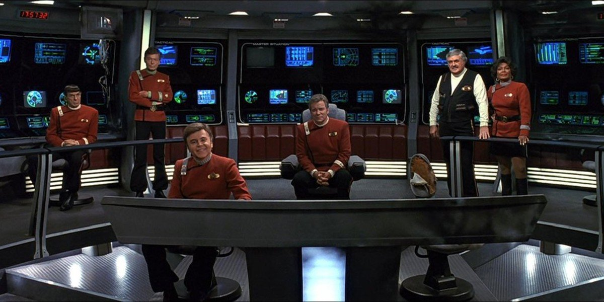 The Cast of Star Trek VI: The Undiscovered Country