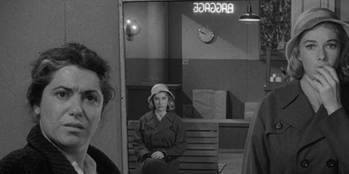 Mirror Image - The Twilight Zone