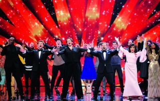 The Royal Variety Performance Tuesday 19th December