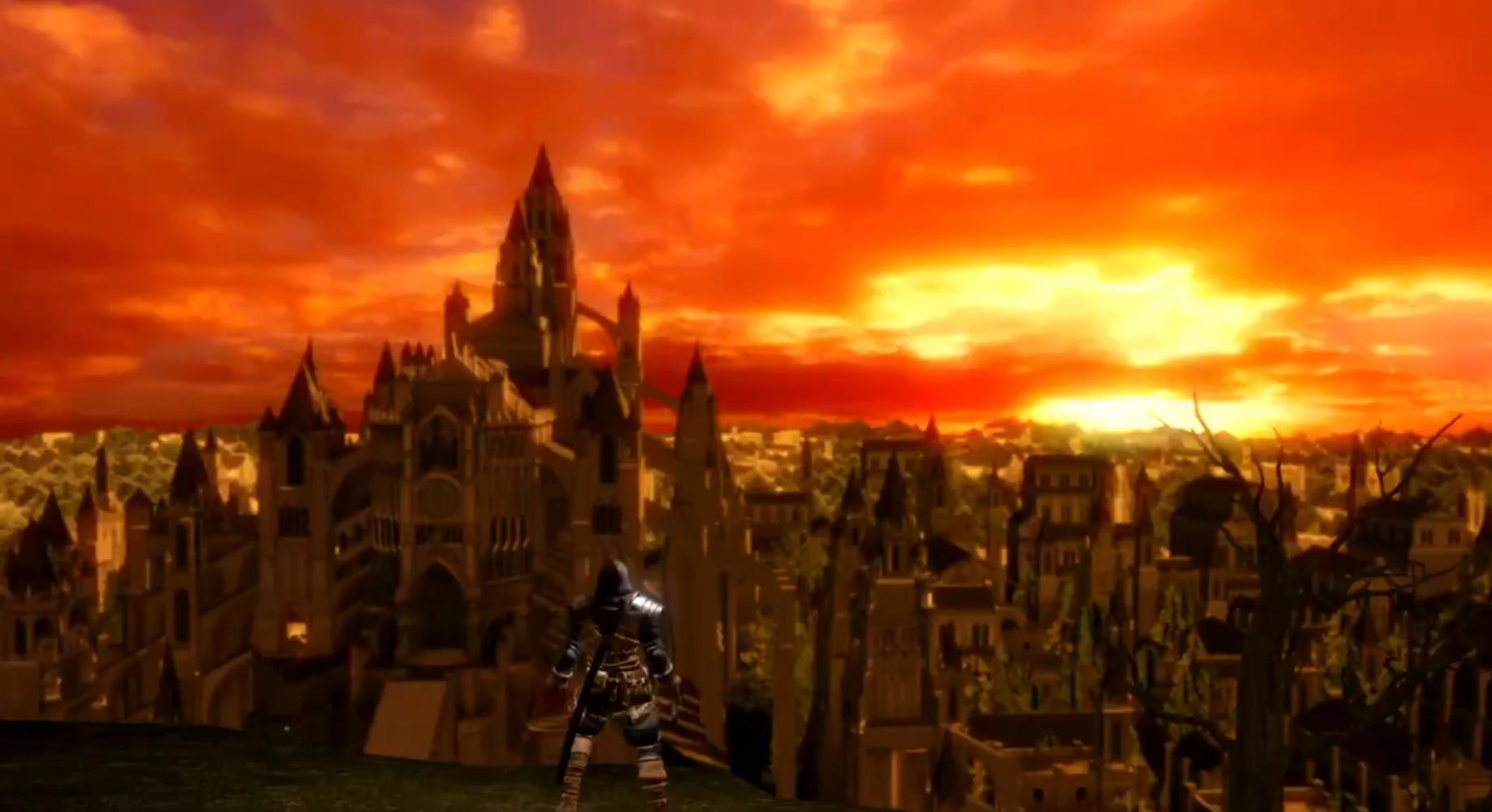 Dark Souls: Nightfall looks more like a sequel than a mod