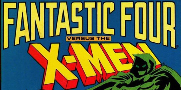 The Fantastic Four vs. X-Men