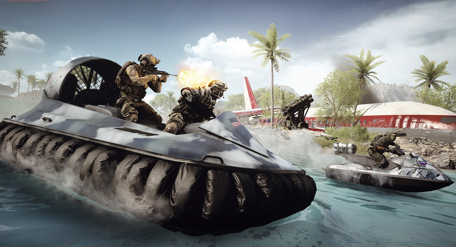 All Battlefield 4 expansions are free until next week