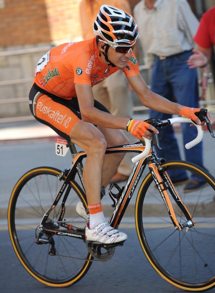 Igor Anton goes solo, Vuelta a Espana 2011, stage 19