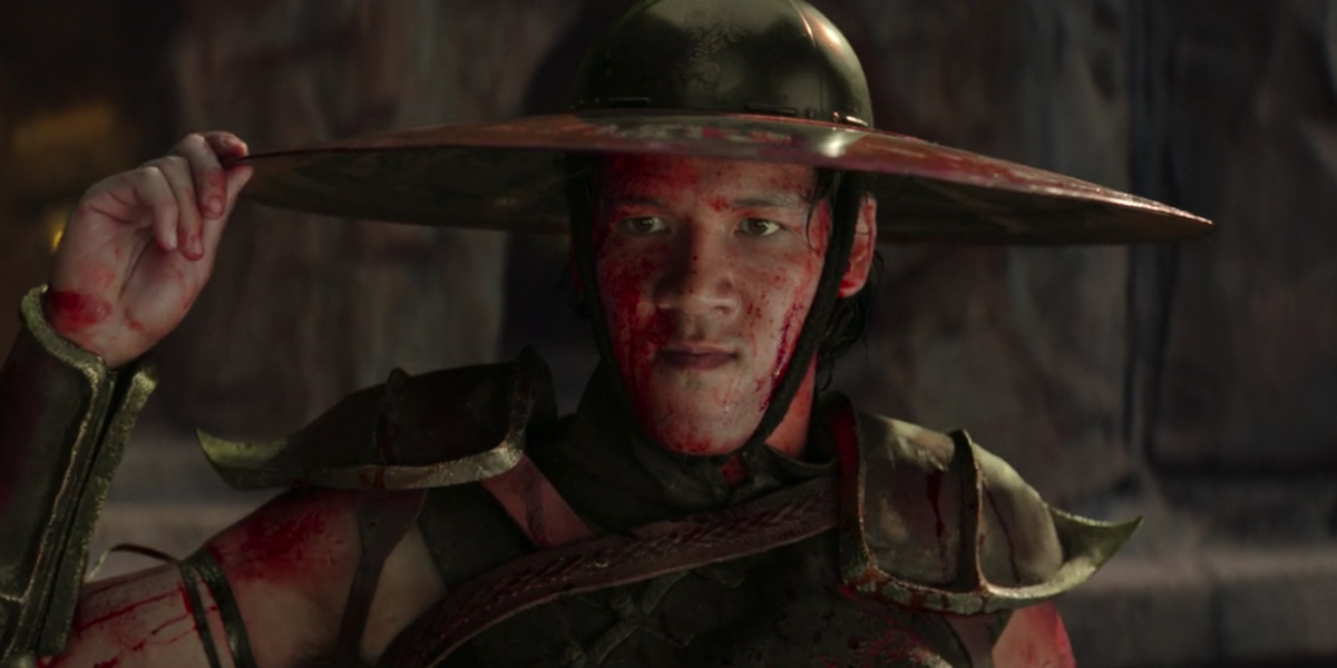 Kung Lao in Mortal Kombat
