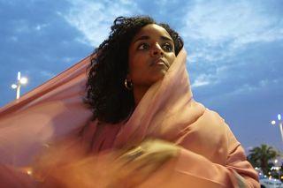 Basma Khalifa in her new BBC3 documentary Inside The Real Saudi Arabia