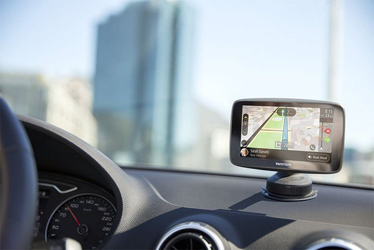 TomTom GO 52 Review | Top Ten Reviews