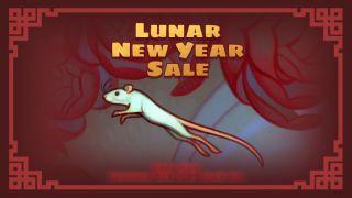 Steam Lunar New Year Sale