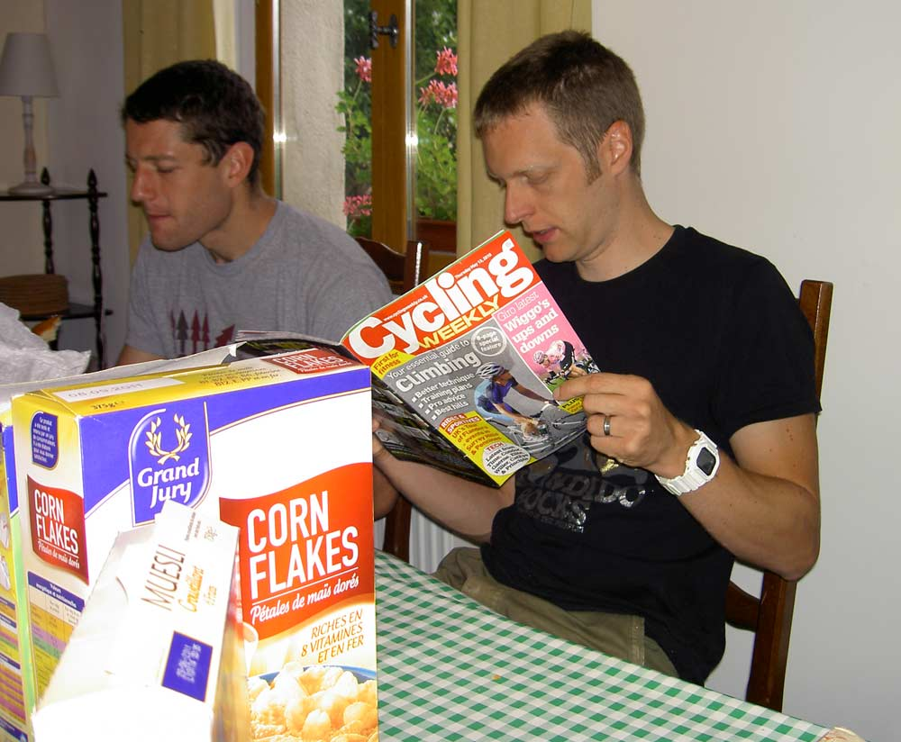 Dan Baines flicks through his favourite magazine...