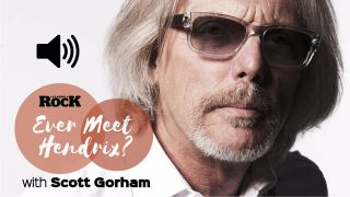 Ever meet hendrix scott gorham