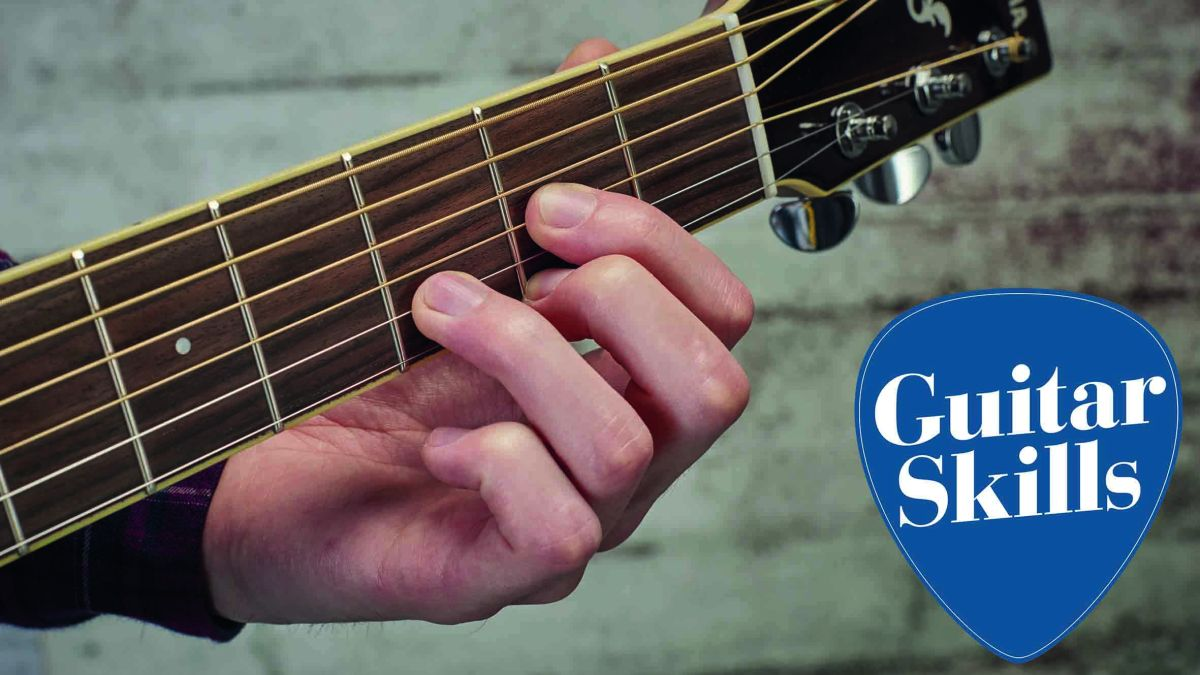 Improve your guitar chord changes in three simple steps