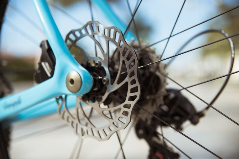 campagnolo disc brake rotor six bolt