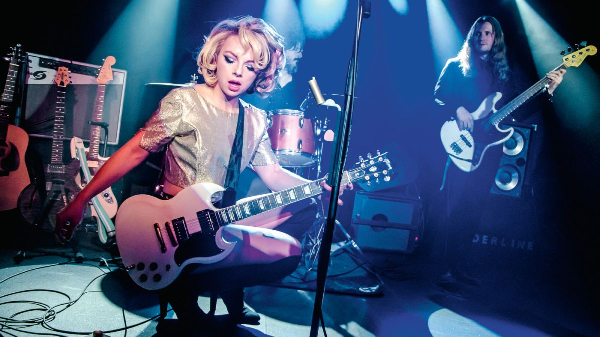 "Samantha Fish: ""Best tip for live sound? Turn the amp up!"""