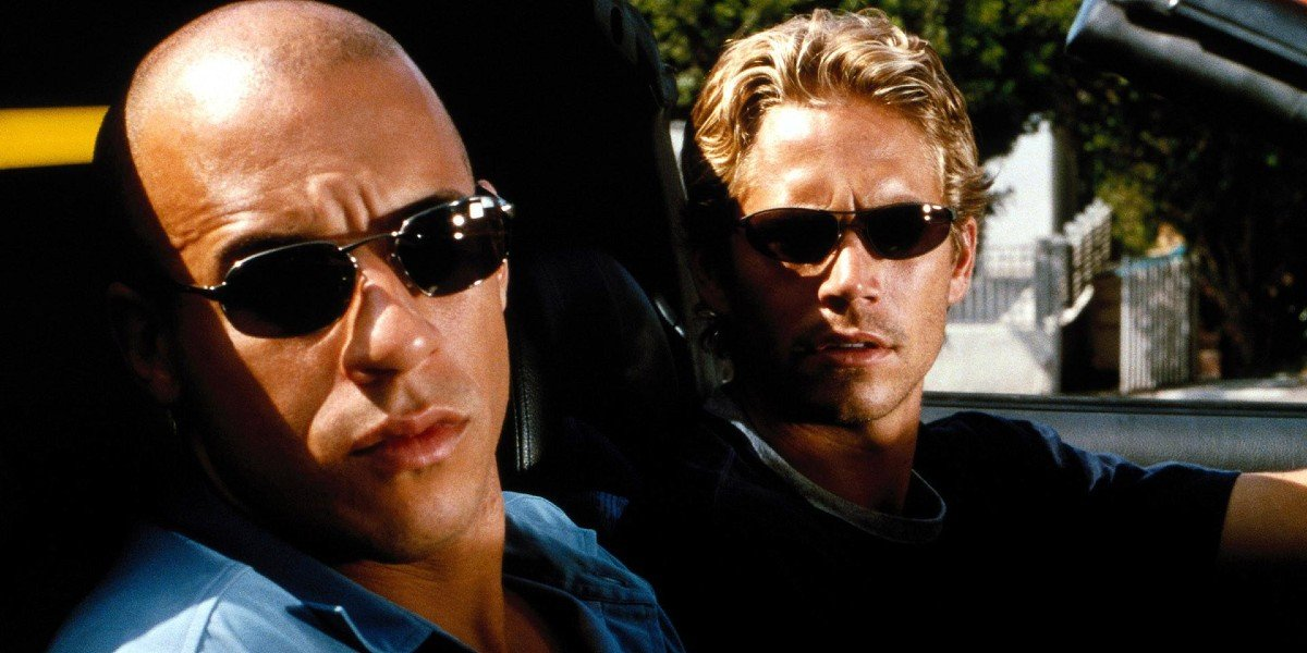 Vin Diesel, Paul Walker - The Fast and the Furious (2001)
