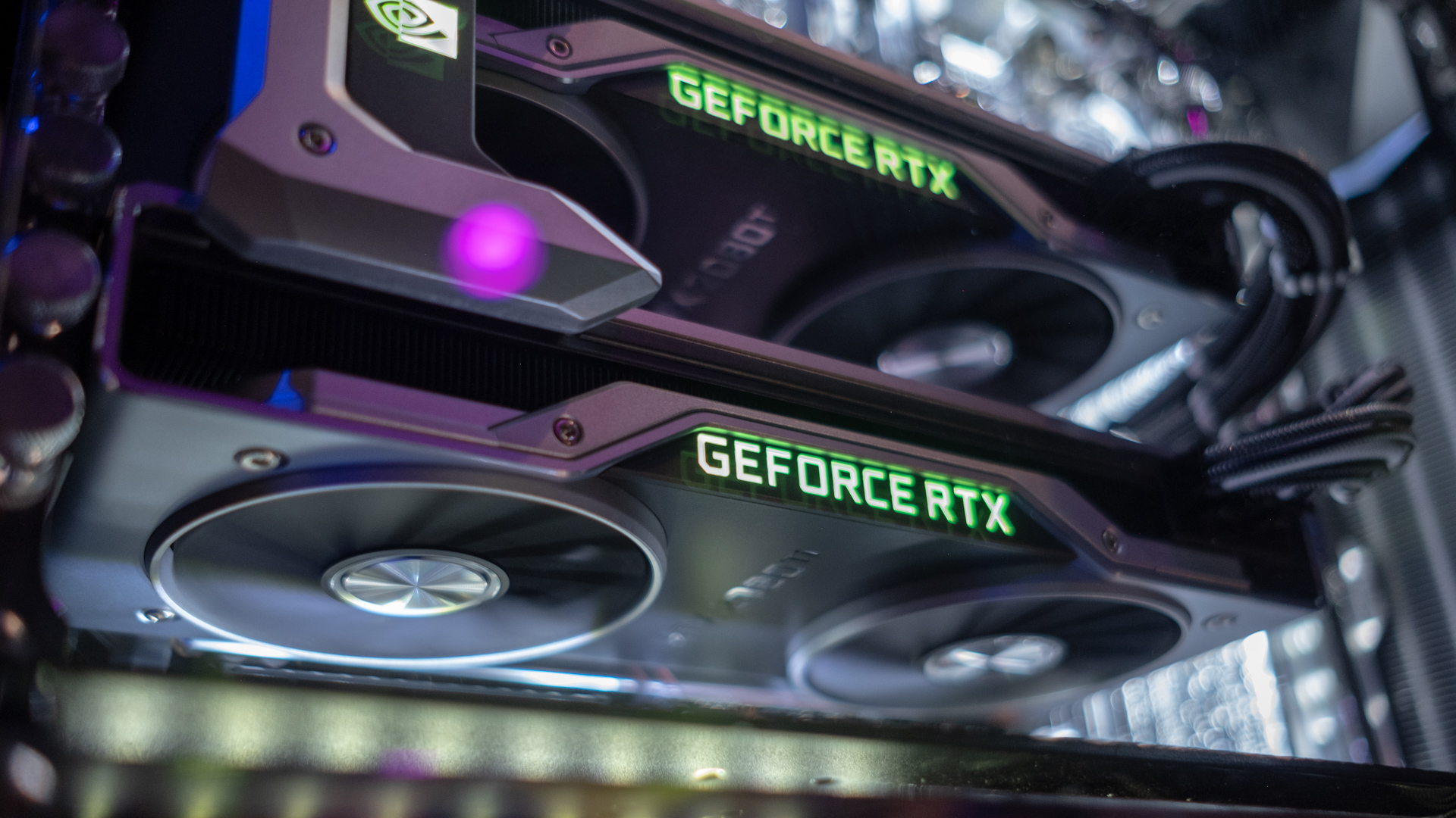 Benchmarks confirm Nvidia GeForce RTX 2080 Ti and RTX 2080 are for