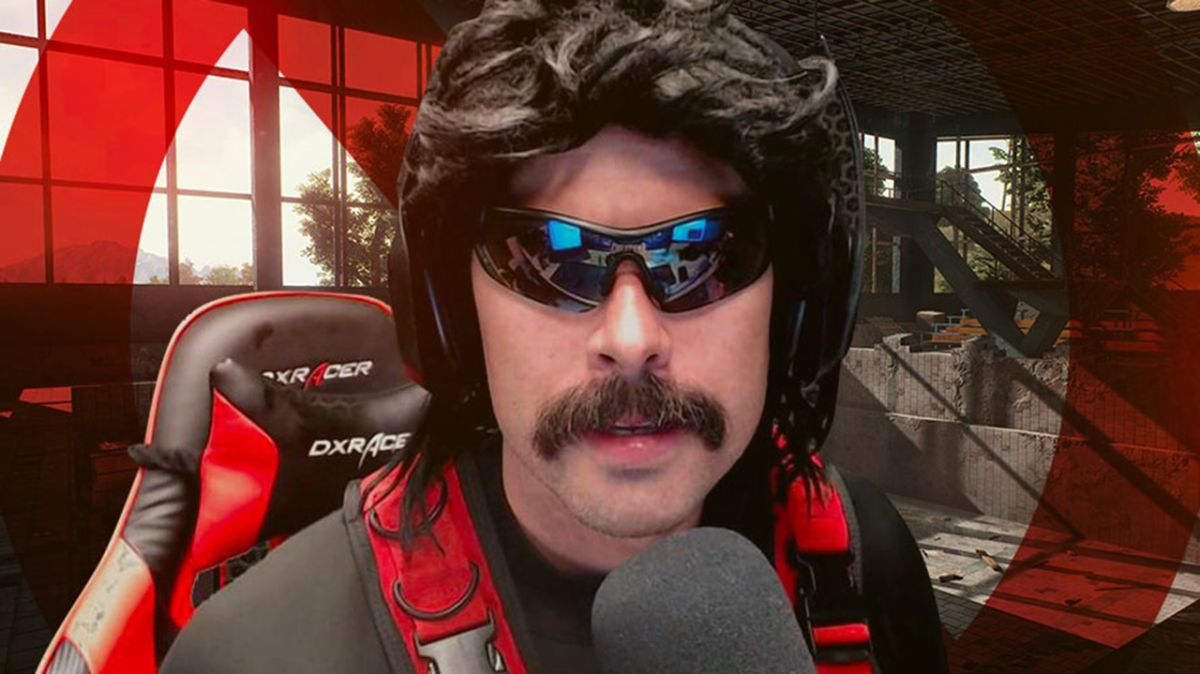 Dr Disrespect: 'I will not be returning to Twitch' – PC Gamer